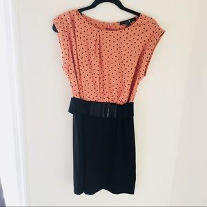 Forever 21 Polka Dots Dress